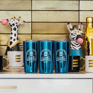 Limited Edition Blue Hero Tumbler
