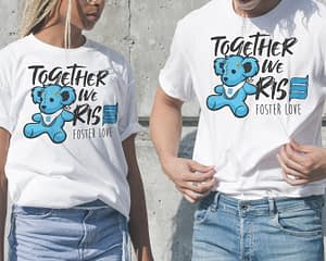 Special Edition Hero X Together We Rise Shirts