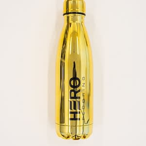 Gold Hero Bottle